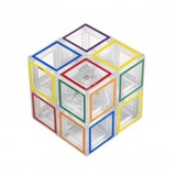 HOLLOW CUBE 2x2x2 Clear