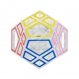 HOLLOW Skewb Ultimate Clear (pre-order)