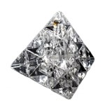 Crystal Pyraminx (stickerless) (pre-order)