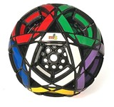 mf8 Multi Dodecahedron Ball IQ Cube Black Body