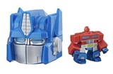Rubik's Transformers - Optimus Prime Puzzle Head