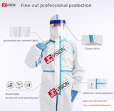Disposable Medical Protection Suit