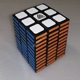 Full Function 3x3x11 I Black Body