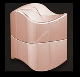 Moyu YJ 2x2x2 Wave Cube (Rose Golden)