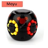 Moyu Q-Babylon Tower & Spinner Puzzle Black Body
