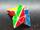 mf8 & Oskar More Madness Pyraminx in original plastic color (limited edition)