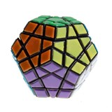 MF8 Tile Megaminx II Black body